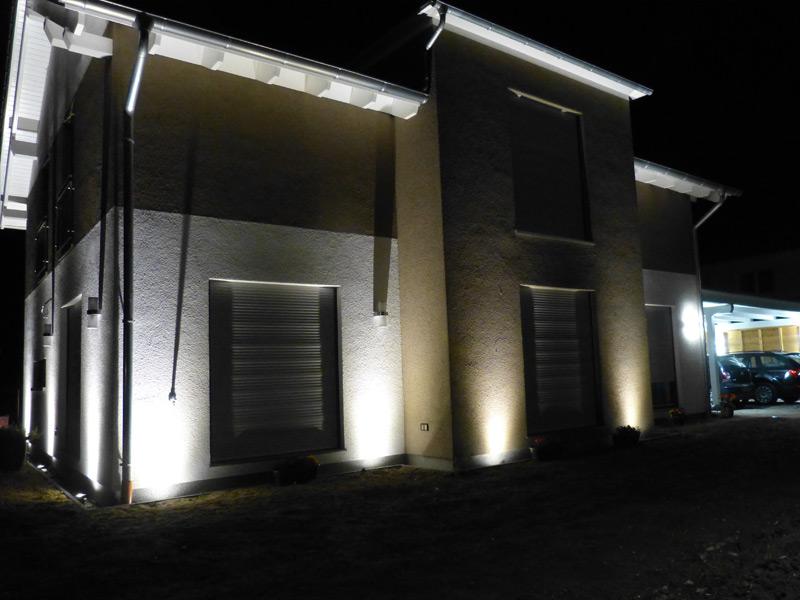KW 2728  Auenbeleuchtung Lichtschalter Kche Elektro