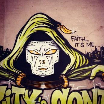 City under control