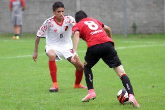 Sub-17 Xavante segue invicto na segunda fase do estadual. Foto: Gustavo Pereira