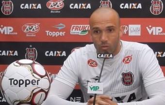 Sciola destacou a confiança deposita pelo técnico Clemer na equipe. Foto: TV Xavante/YouTube