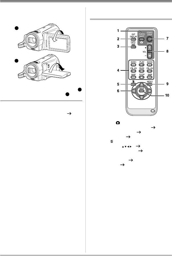 Handleiding Panasonic hdc sd5 full hd camcorder (pagina 19