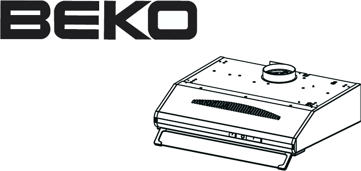 Handleiding BEKO CFB 6431 W (pagina 1 van 5) (Nederlands)