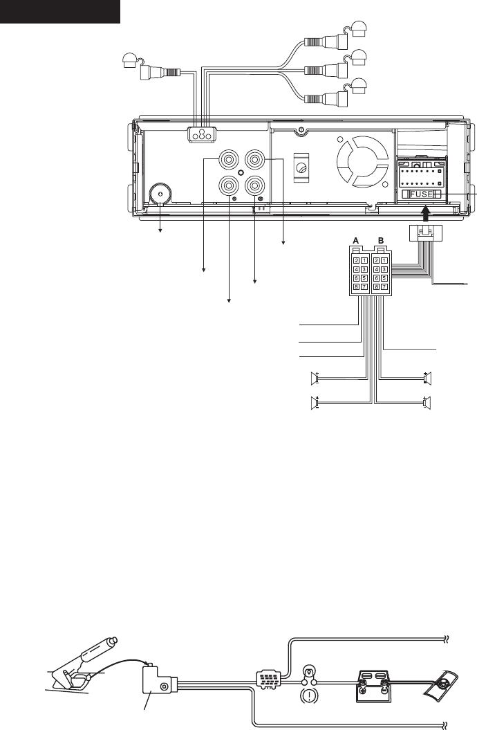 Handleiding Caliber RDD788BT (pagina 8 van 29) (English)