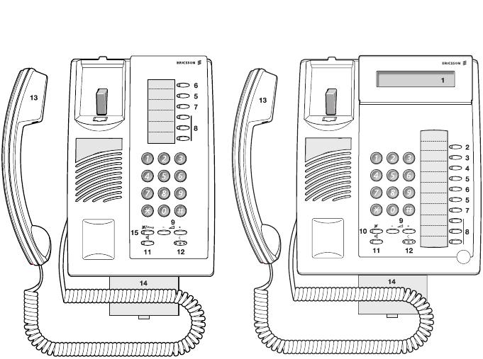 Handleiding Ericsson Dialog3212 (pagina 4 van 98) (English)