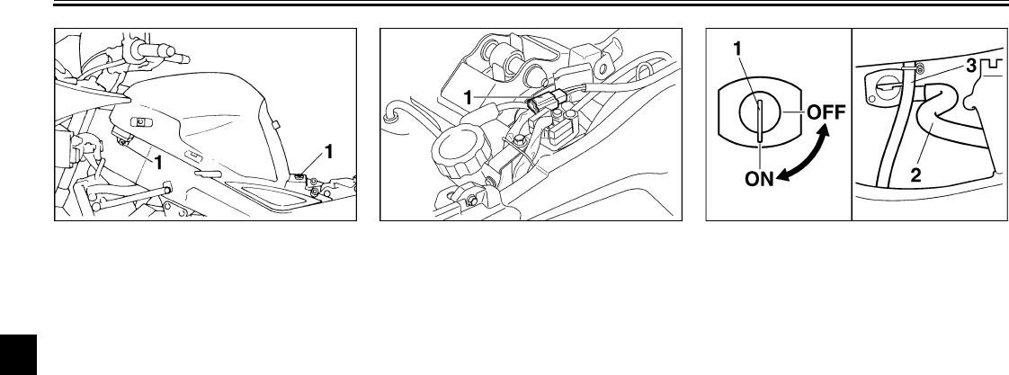 Handleiding Yamaha TDM 850 (pagina 59 van 99) (English)