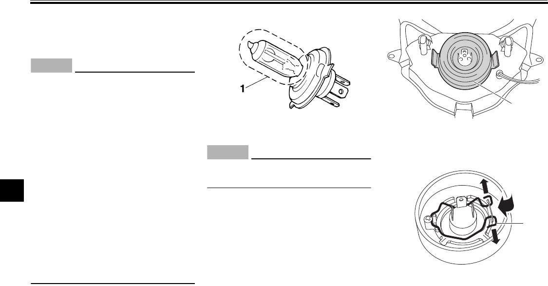 Handleiding Yamaha AEROX NS50N (pagina 58 van 76) (Nederlands)