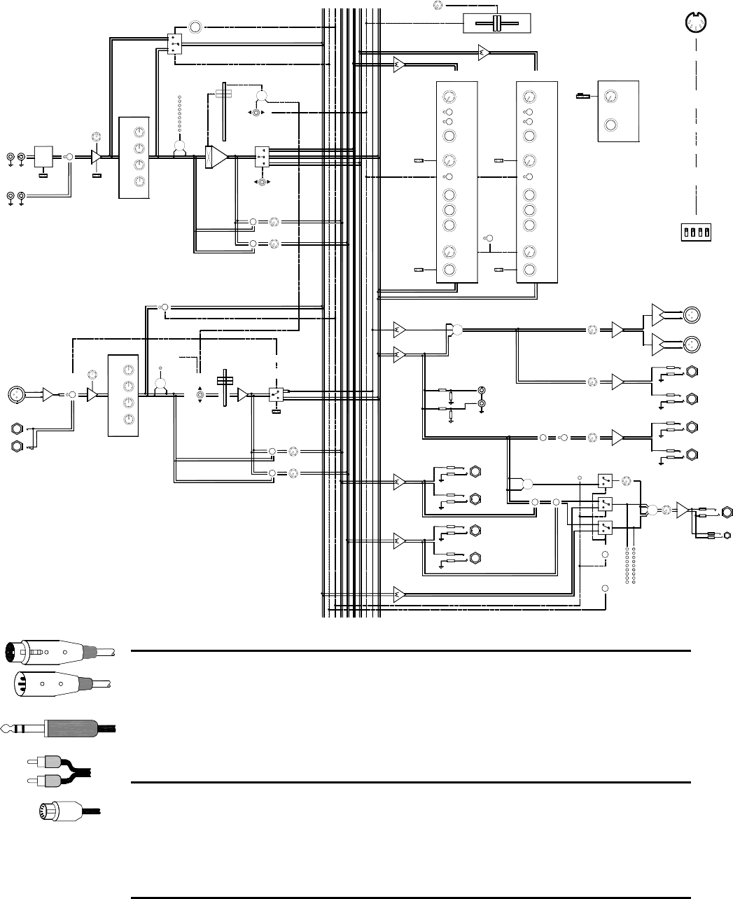 Trs Cable Diagram