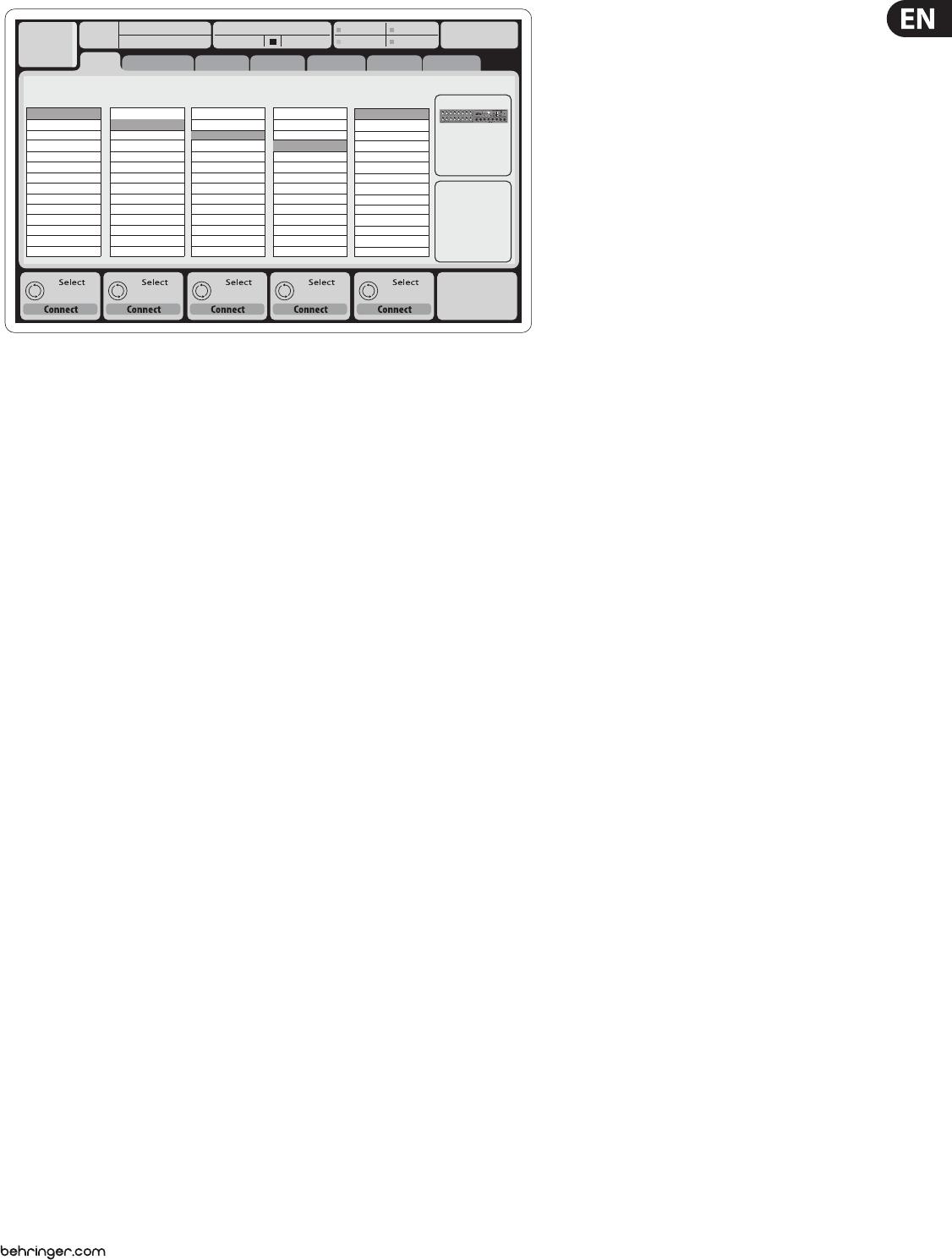 Handleiding Behringer X32 (pagina 9 van 70) (English)