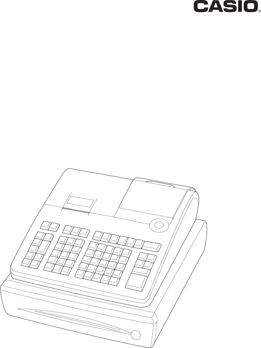 Handleiding Casio SE-S400 (pagina 1 van 110) (English)