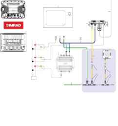 wiring network a simrad [ 999 x 1296 Pixel ]