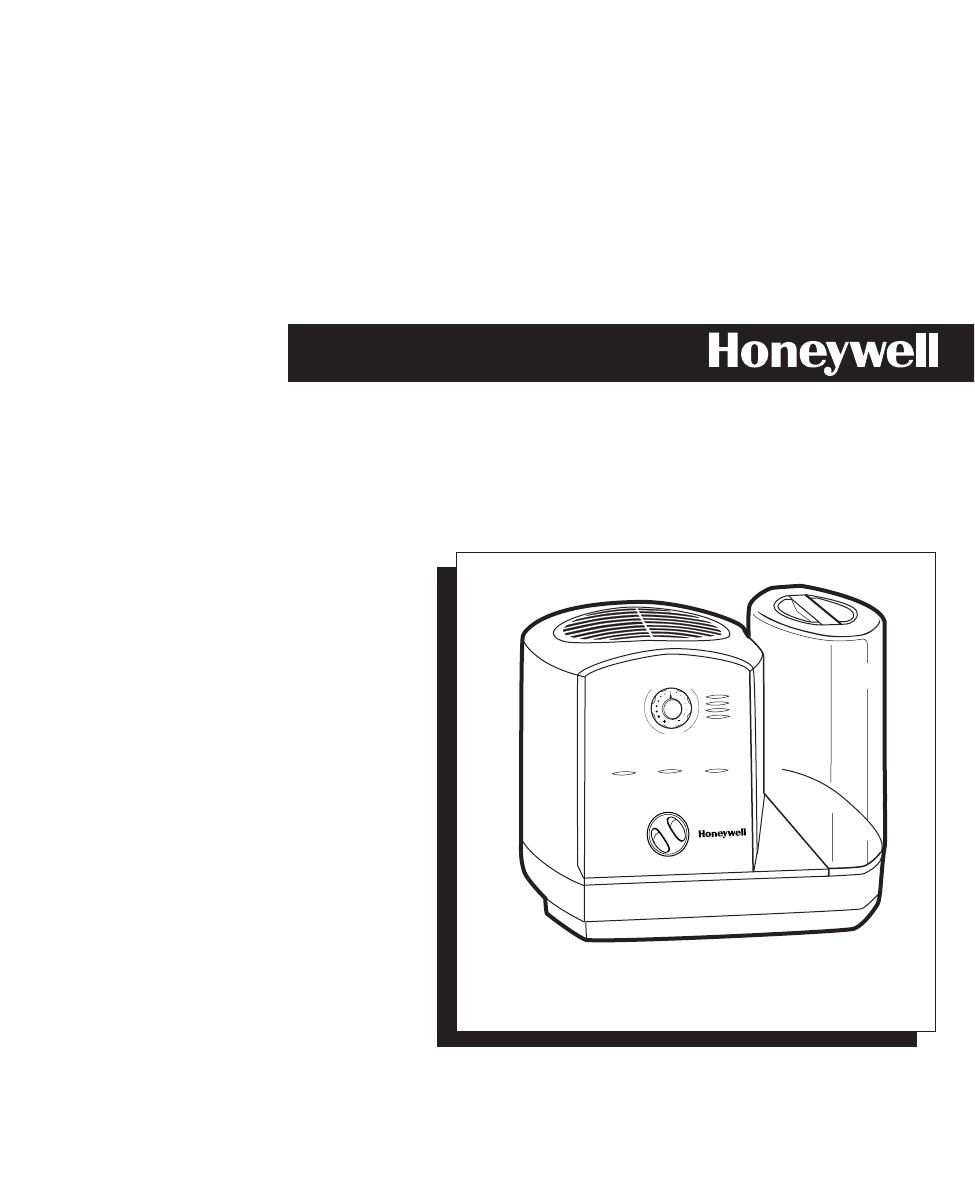 Handleiding Honeywell HCM-1000 (pagina 1 van 11) (English)