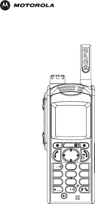 Handleiding Motorola MTP850 (pagina 1 van 42) (English)