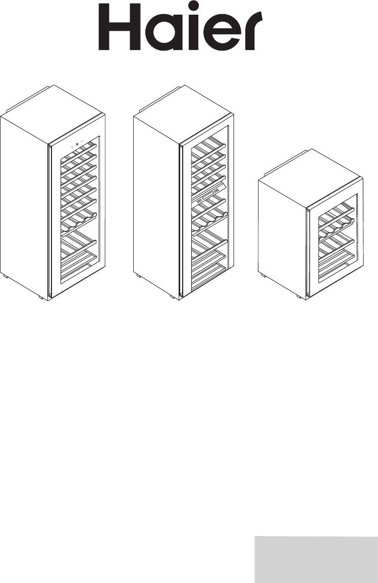 Handleiding Haier WS30GA (pagina 1 van 87) (Deutsch