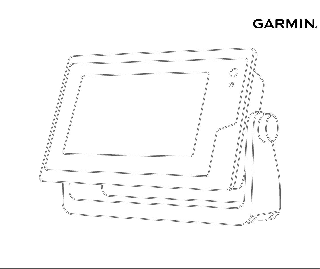 Handleiding Garmin GPSMAP 902 series (pagina 1 van 60