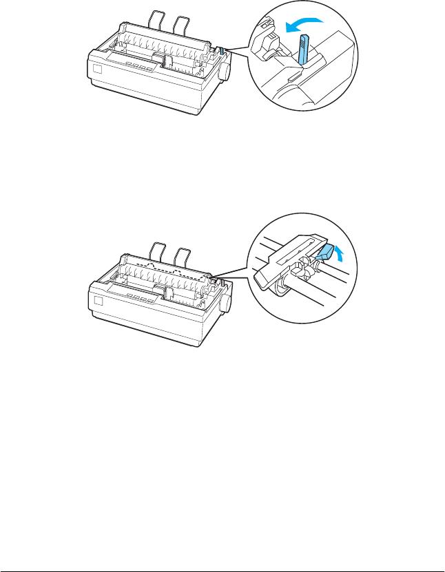 Handleiding Epson LX300+II (pagina 17 van 168) (Nederlands)