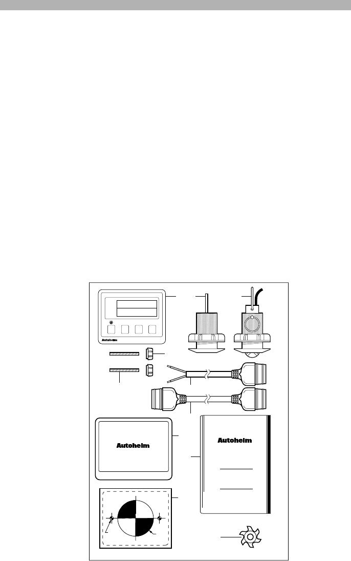 Handleiding Raymarine ST30_BIDATA (pagina 5 van 45) (English)