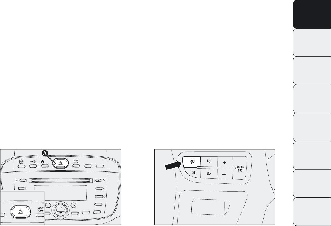 Handleiding Fiat Punto Evo (pagina 72 van 274) (Nederlands)