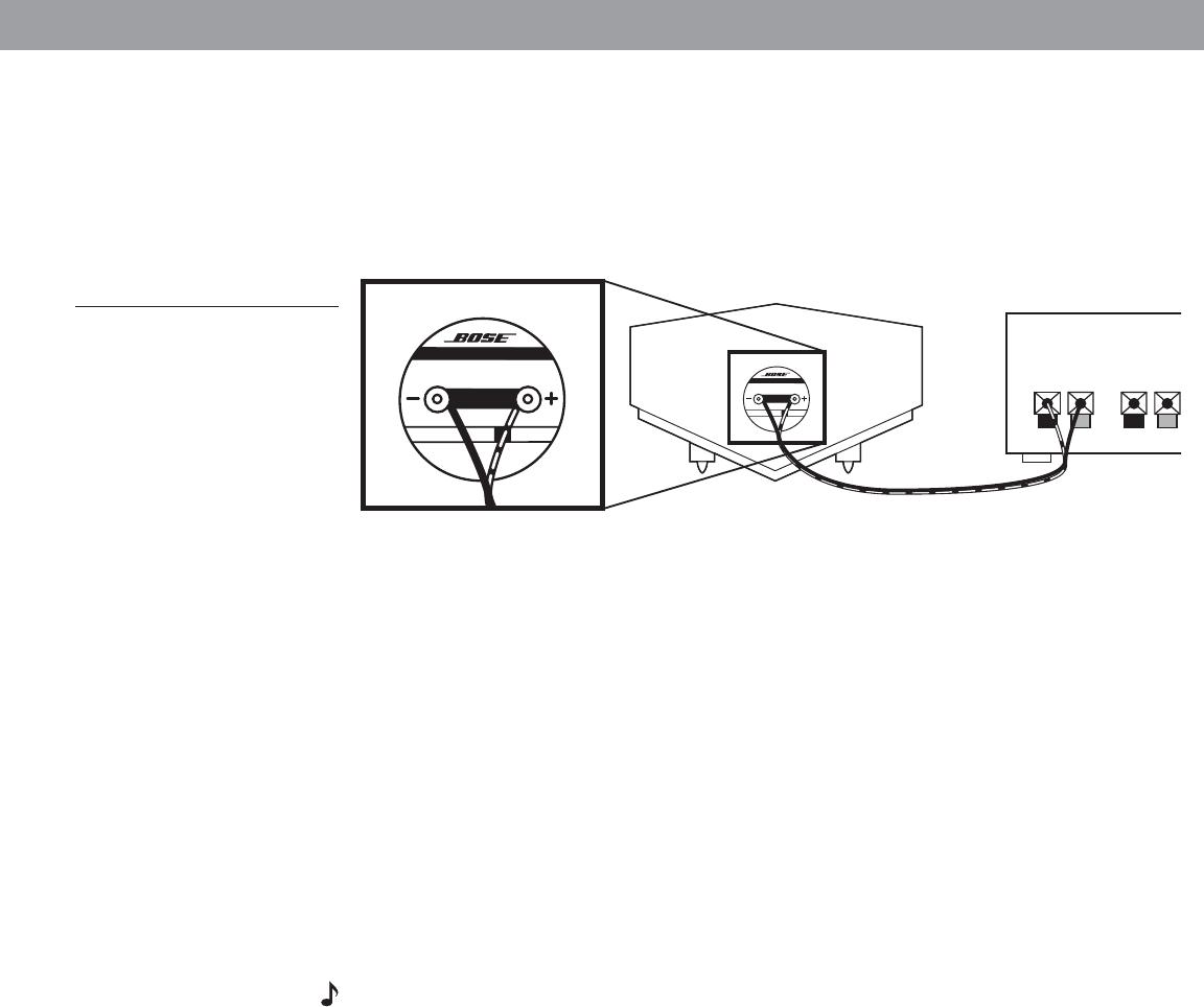 Handleiding Bose 901 serie VI (pagina 9 van 20) (Nederlands)