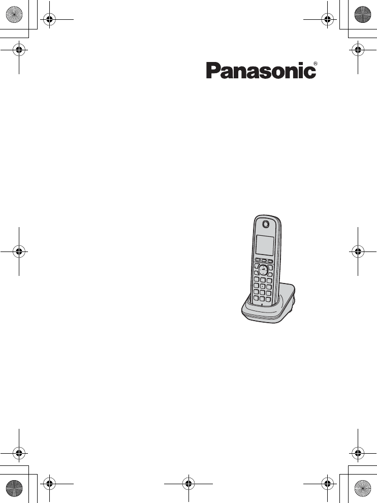 Handleiding Panasonic KX-TGA661EXB (pagina 1 van 80