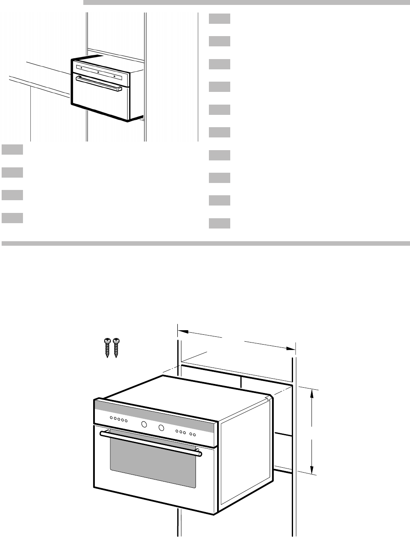 Handleiding Bosch HBC 86E650N (pagina 1 van 8) (Dansk