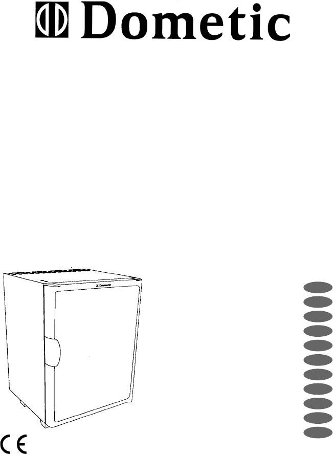 Handleiding Electrolux ea 3120 (pagina 1 van 86) (Dansk