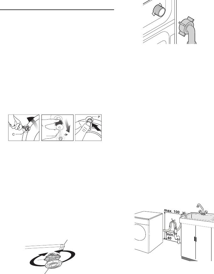 Handleiding BEKO WMD 25125 M (pagina 3 van 48) (Deutsch
