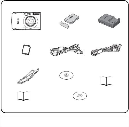 Handleiding Canon Ixus 970 is (pagina 2 van 240) (Nederlands)