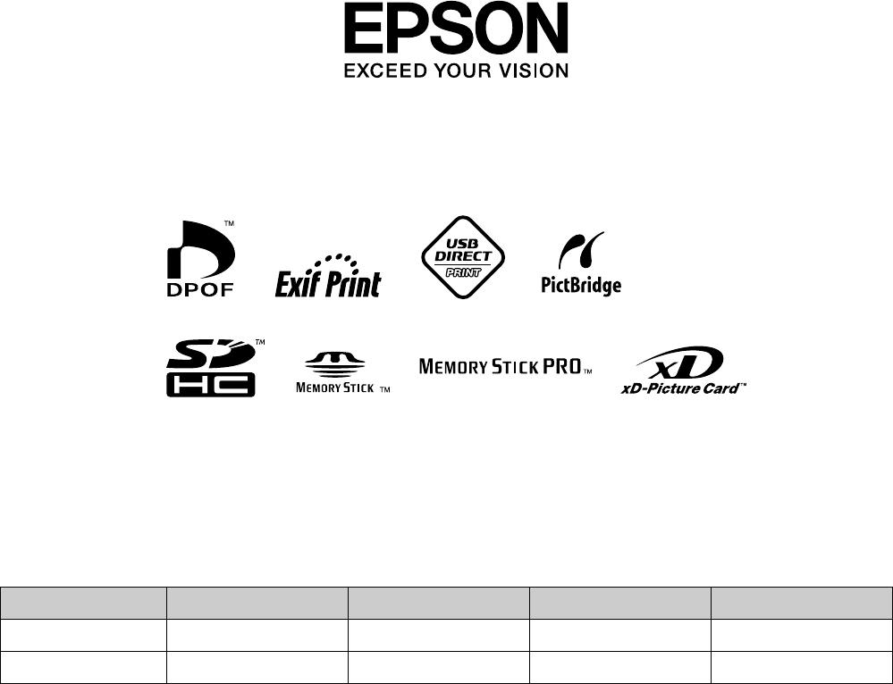 Handleiding Epson Stylus DX6000 (pagina 40 van 40