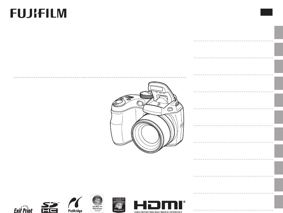 Handleiding Fuji Finepix S2900 series (pagina 1 van 140