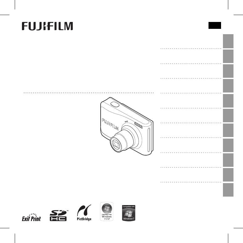 Handleiding Fuji FINEPIX C10 Series (pagina 1 van 112