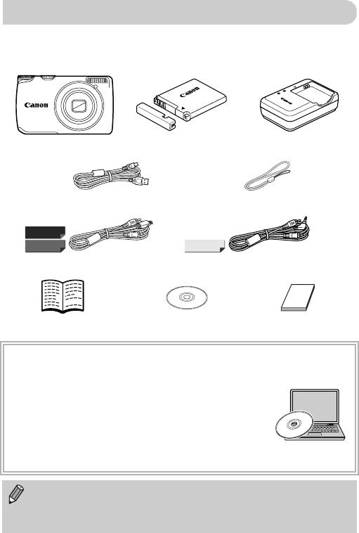 Handleiding Canon PowerShot A2200 (pagina 2 van 205