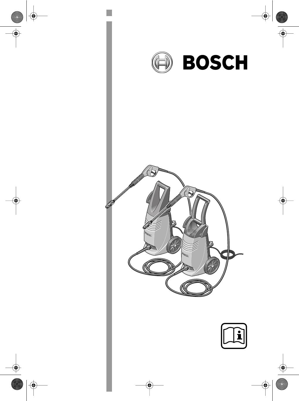 Handleiding Bosch Aquatak 1200 Plus Power (pagina 1 van 97