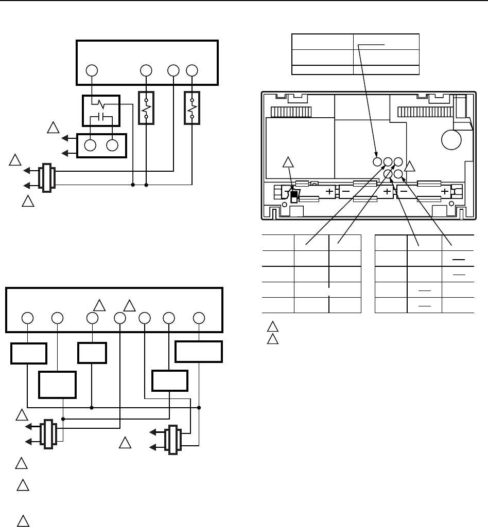 Handleiding Honeywell chronotherm 4 T8602A (pagina 6 van