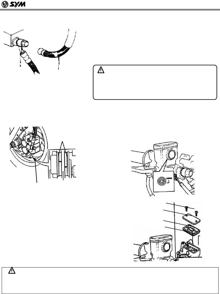Handleiding Sym Orbit 50 (pagina 17 van 27) (Nederlands)