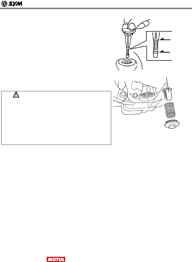 Handleiding Sym Orbit 50 (pagina 15 van 27) (Nederlands)