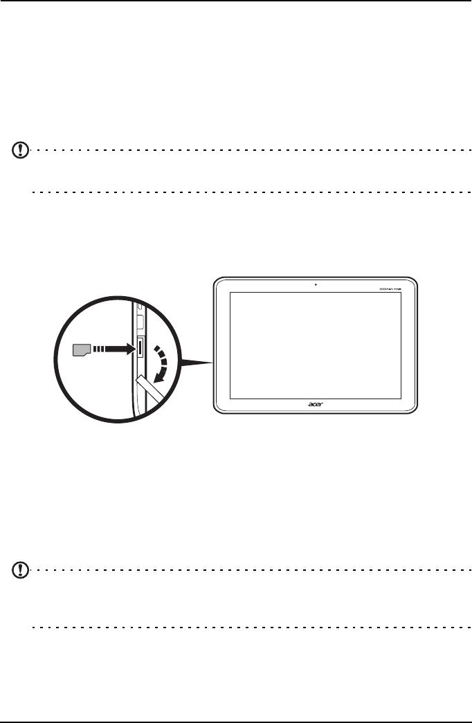 Handleiding Acer Iconia Tab A200 (pagina 25 van 64