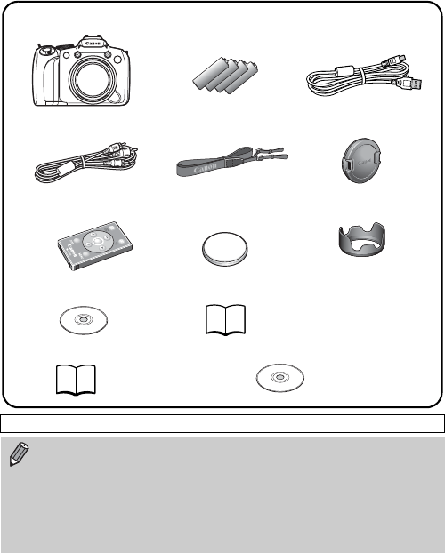 Handleiding Canon Powershot SX1 IS (pagina 2 van 304