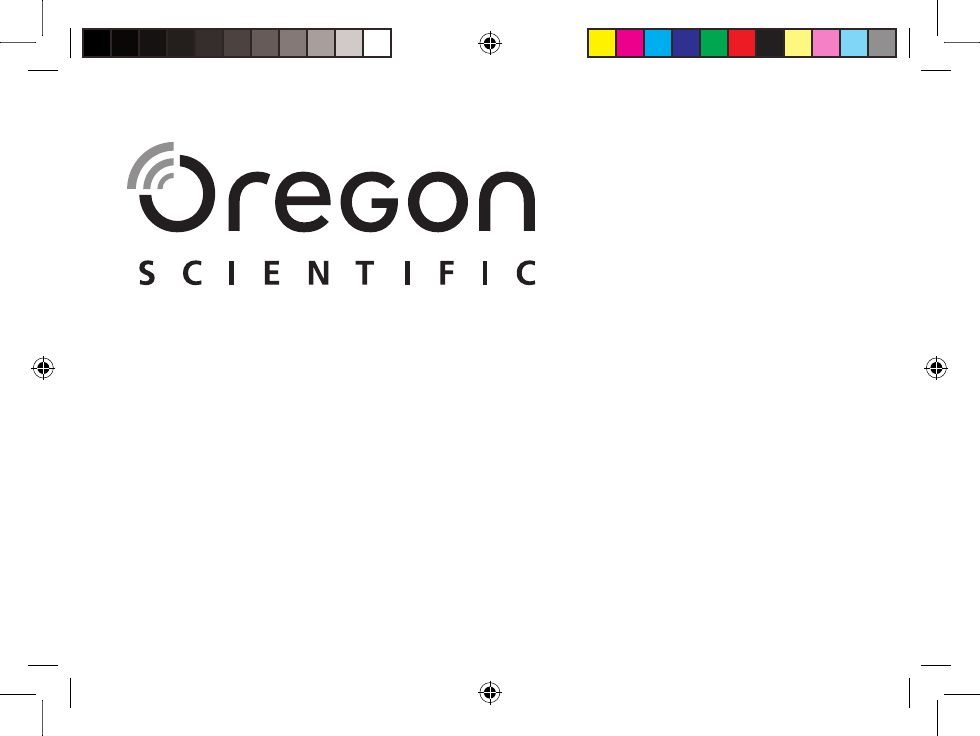 Handleiding Oregon Scientific BAR332ES (pagina 1 van 14