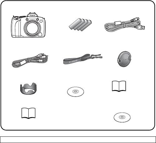 Handleiding Canon PowerShot SX10 IS (pagina 2 van 289