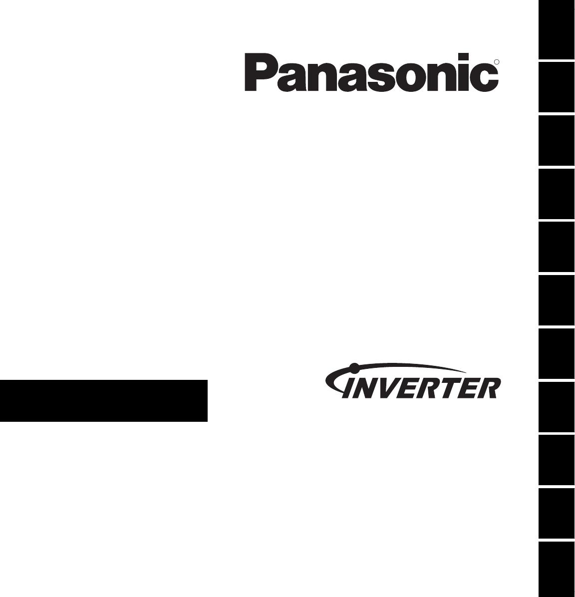 Handleiding Panasonic NN-GD566 (pagina 1 van 43) (Nederlands)
