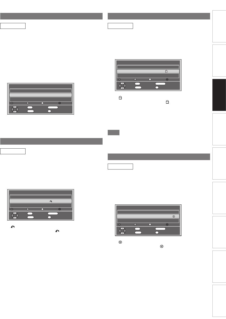 Handleiding Funai WD6D-M101 (pagina 25 van 84) (English)