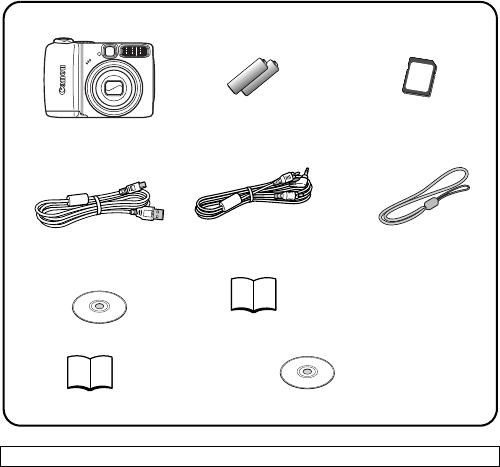 Handleiding Canon PowerShot A580 (pagina 2 van 195