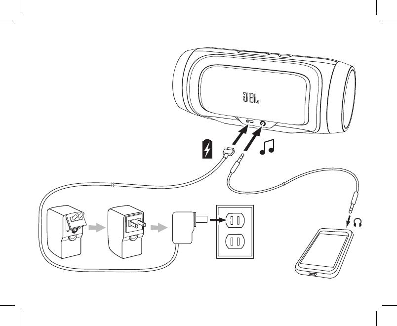 Jbl Charge 3 Bluetooth Speaker Manual