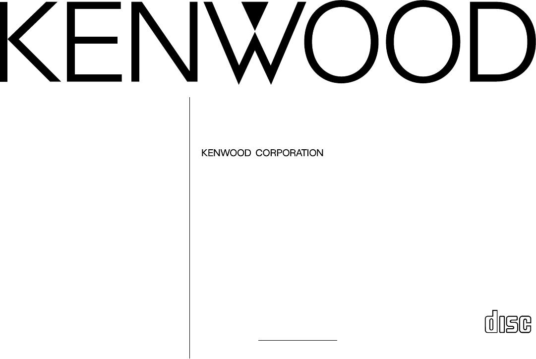 Handleiding Kenwood KDC-415U (pagina 1 van 28) (English)