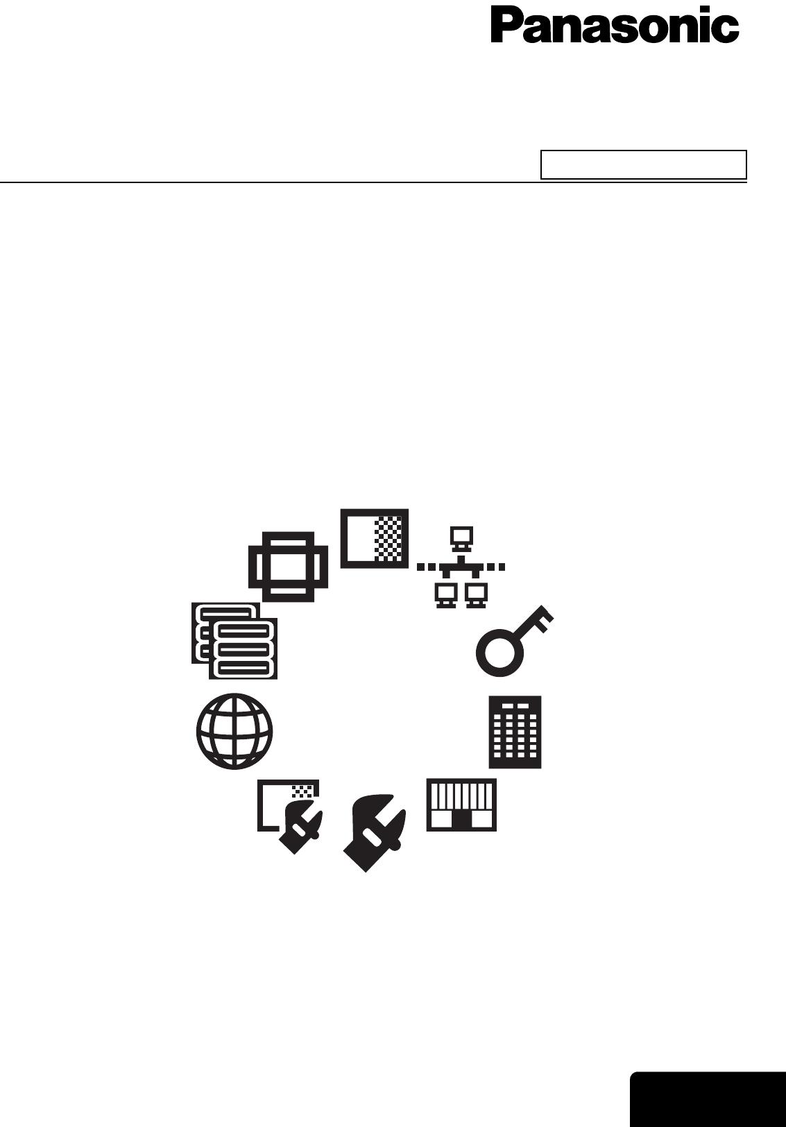 Handleiding Panasonic PT-DW6300 (pagina 1 van 52) (English)
