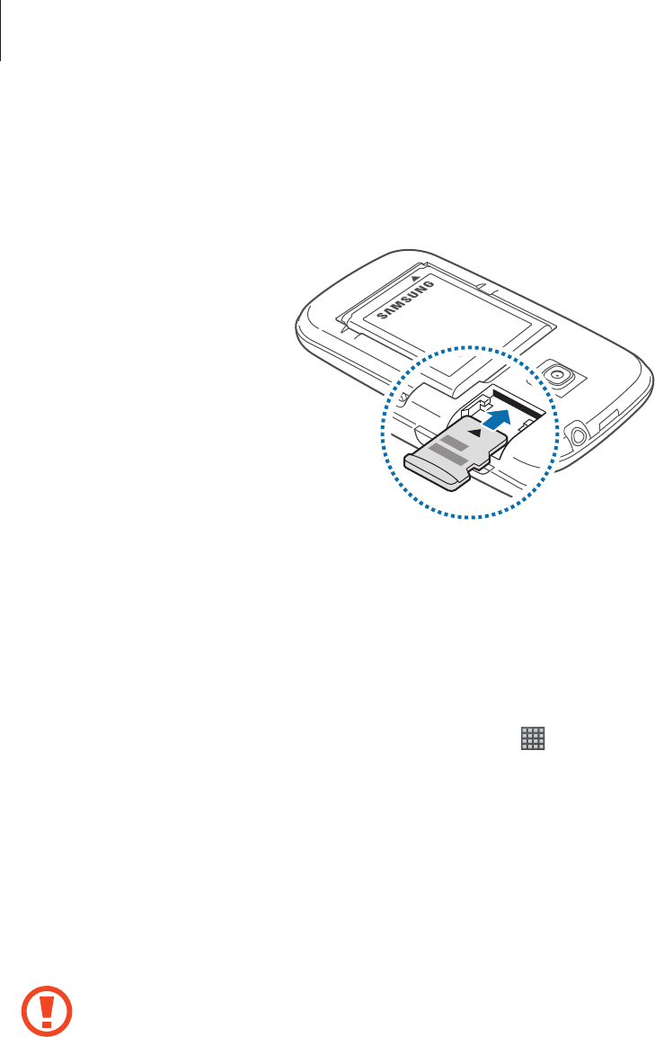 Handleiding Samsung GT-S6310N Galaxy Young (pagina 16 van