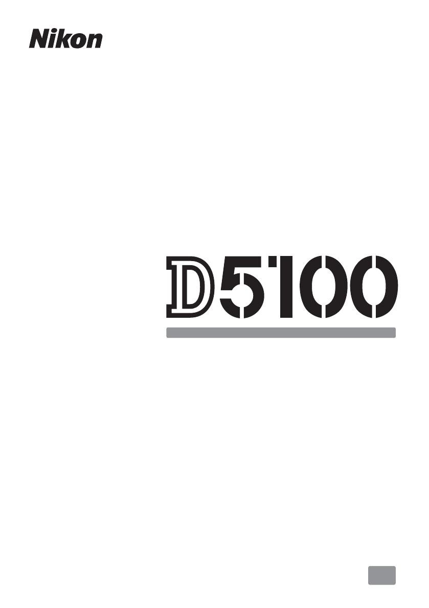 Handleiding Nikon D5100 (pagina 1 van 260) (Nederlands)