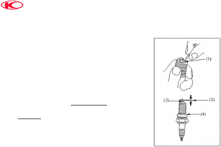 Handleiding Kymco Grand Dink 50 (pagina 40 van 44