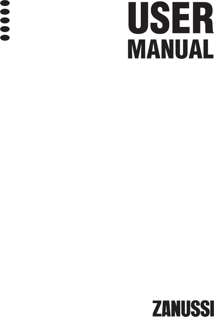 Handleiding Zanussi ZBA14421SA (pagina 1 van 56) (Deutsch