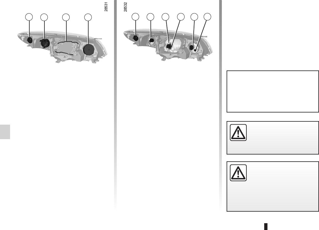 Handleiding Renault Megane III Ph II (pagina 206 van 264